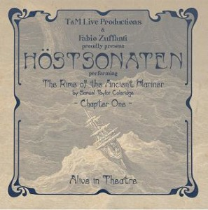 Hostsonaten - Alive in theatre